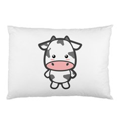 Kawaii Cow Pillow Cases (two Sides)