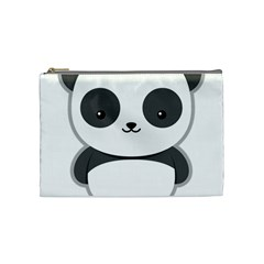 Kawaii Panda Cosmetic Bag (Medium)  by KawaiiKawaii