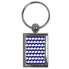 Tree Illustration Gifts Key Chains (rectangle)  by creativemom