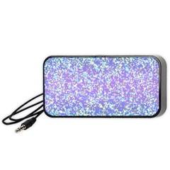 Glitter 2 Portable Speaker (black)