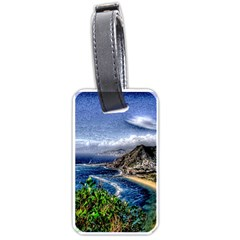 Tenerife 12 Effect Luggage Tags (one Side)  by MoreColorsinLife