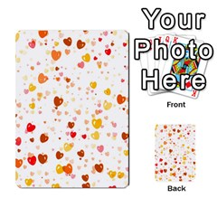 Heart 2014 0605 Multi Purpose Cards (rectangle)  by JAMFoto