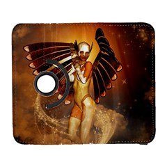 Beautiful Angel In The Sky Samsung Galaxy S  Iii Flip 360 Case by FantasyWorld7