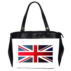 Brit2 Office Handbags (2 Sides)  by ItsBritish