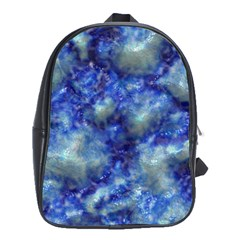 Alien Dna Blue School Bags (xl)  by ImpressiveMoments