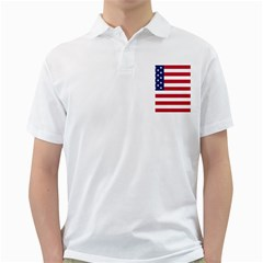 Usa1 Golf Shirts by ILoveAmerica
