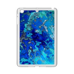 Cocos Blue Lagoon Ipad Mini 2 Enamel Coated Cases by CocosBlue