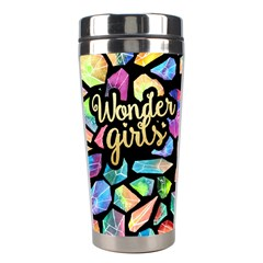 Wondergirls V10 Stainless Steel Travel Tumbler by walala
