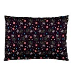 Dia de los Gatos Pillow Case (Two Sides) Back