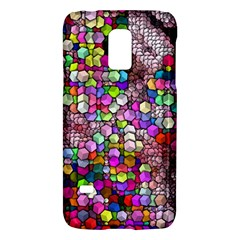 Artistic Cubes 3 Galaxy S5 Mini by MoreColorsinLife