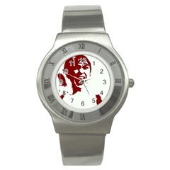 Psycho Stainless Steel Watches by icarusismartdesigns