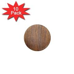 Walnut 1  Mini Magnet (10 Pack)