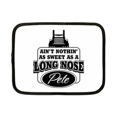 Pete Netbook Sleeve (small) by teambridelasvegas