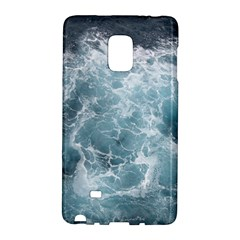Ocean Waves Galaxy Note Edge by trendistuff