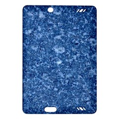 Marble Blue Kindle Fire Hd (2013) Hardshell Case by trendistuff