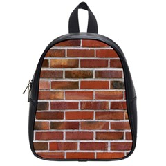 Colorful Brick Wall School Bags (small)  by trendistuff