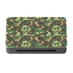 Camo Woodland Memory Card Reader With Cf by trendistuff