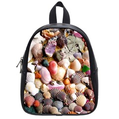 Colorful Sea Shells School Bags (small)  by trendistuff
