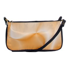 Colors In Motion,peach Shoulder Clutch Bags by MoreColorsinLife