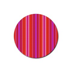 Pattern 1576 Rubber Round Coaster (4 Pack)  by creativemom