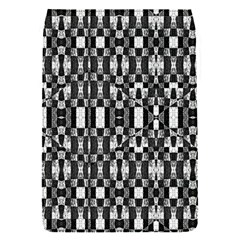 Black And White Geometric Tribal Pattern Flap Covers (s)  by dflcprints
