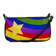 Rainbows Evening Bag