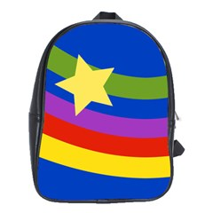 Rainbows School Bag (xl)