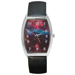 Vela Supernova Barrel Metal Watches