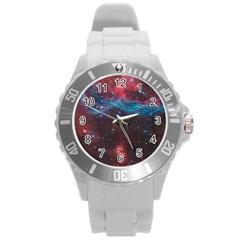 Vela Supernova Round Plastic Sport Watch (l)