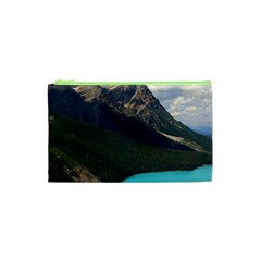 Banff National Park 3 Cosmetic Bag (xs) by trendistuff