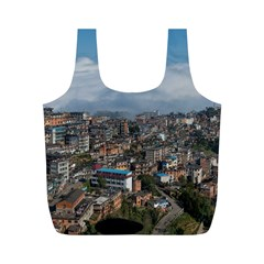 Yuanyang County Full Print Recycle Bags (m)  by trendistuff