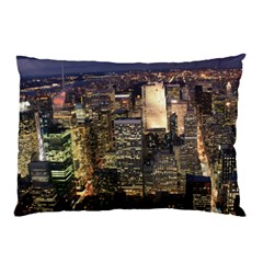 New York 1 Pillow Cases (two Sides)
