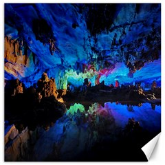 Reed Flute Caves 2 Canvas 20  X 20   by trendistuff
