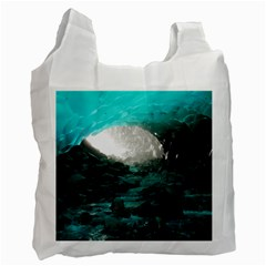 Mendenhall Ice Caves 2 Recycle Bag (one Side) by trendistuff
