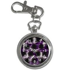Fading Holes			key Chain Watch by LalyLauraFLM