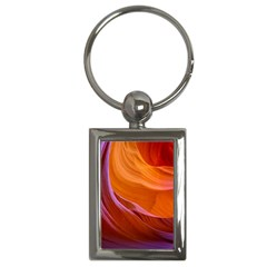 Antelope Canyon 2 Key Chains (rectangle)  by trendistuff