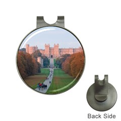 Windsor Castle Hat Clips With Golf Markers by trendistuff