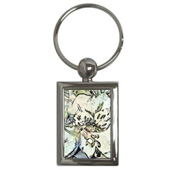 Art Studio 3216 Key Chains (rectangle)  by MoreColorsinLife