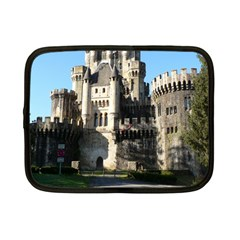 Butron Castle Netbook Case (small)  by trendistuff