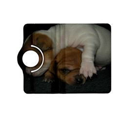 Adorable Baby Puppies Kindle Fire Hd (2013) Flip 360 Case by trendistuff
