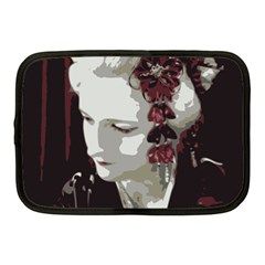 Geisha Netbook Case (medium)  by RespawnLARPer