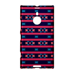 Stripes And Other Shapes Pattern			nokia Lumia 1520 Hardshell Case by LalyLauraFLM