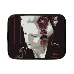 Geisha Netbook Case (small)  by RespawnLARPer