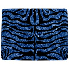 Skin2 Black Marble & Blue Marble Jigsaw Puzzle Photo Stand (rectangular) by trendistuff