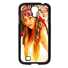Indian 26 Samsung Galaxy S4 I9500/ I9505 Case (black)