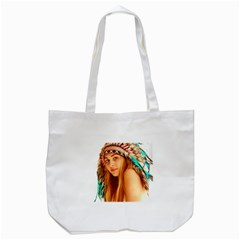 Indian 27 Tote Bag (white)