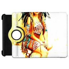 Indian 16 Kindle Fire Hd Flip 360 Case by indianwarrior