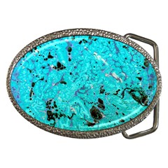 Aquamarine Collection Belt Buckles by bighop