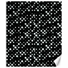 Galaxy Dots Canvas 20  X 24   by dflcprints