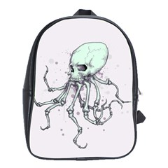 Skellingpus School Bags (xl)  by lvbart